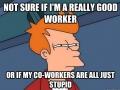 How I feel at work