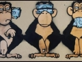 3 Wise Monkey Nowadays