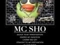 McSho Gangsta Rap