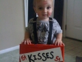 5 cents for a kiss?