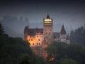 Bran's Castle in Romania