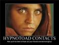 Hypnotoad Contacts