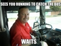 Good Guy Bus Driver