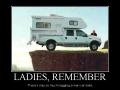 Ladies, remember