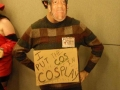 When I see the word Cosplay