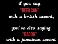 Beer can? Bacon?