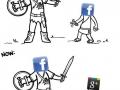 Modern David and Goliath