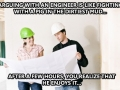 Arguing with an engineer