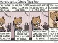 Cultural Teddy Bear