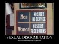 S3xual Discrimination