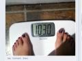 I weigh so much