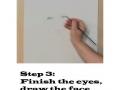 How to draw Emma Watson