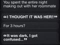 Siri Drunk Text App