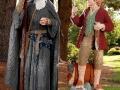 Gandalf & Bilbo in LEGO