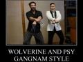 Wolverine & PSY