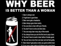 Women VS Beer