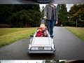 Baby�s Marty McFly Costume