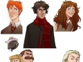 Disney Harry Potter