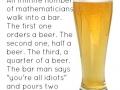 Infinite Mathematicians