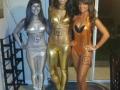 Silver, Gold & Copper