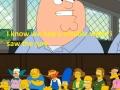 Simpson in Family Guy