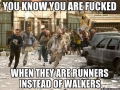 Damn smart zombies