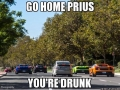Go home, Prius!