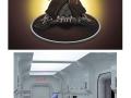 Disney/Star Wars mashup