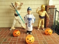 R2D2 doesn't look happy