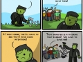 A Frankenstein Life