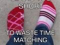 Too damn short!
