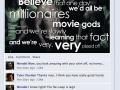 Fight Club On Facebook