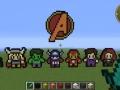 Minecraft Avengers
