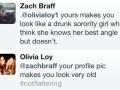 Zach Braff Win!
