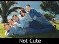 Creepy family photos