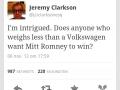 Jeremy on politics