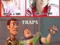 Traps Everywhere!