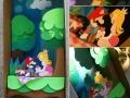 Mario Paper Art