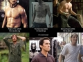 Transformations Of Christian Bale