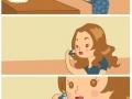 Eating Chocolates