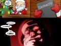 Evil Santa's coming to town!