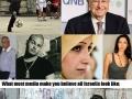 Palestinians and Israelis