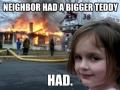 Evil Disaster Girl is Evil