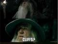 Gandalf is catching on