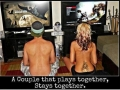 Couples that play together..