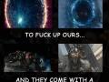 Transformer Vs. Avengers