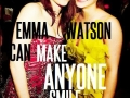 Emma made Kristen smile!