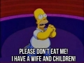 Homer is Homer!