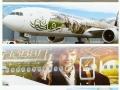 The Hobbit Airplane