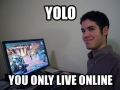 YOLO for gamers
